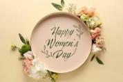 러시아아리랑본부 사할린 지부에서 보내준 '세계 여성의 날' 축하 카드,