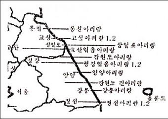 [아리랑칼럼] 북한의 강릉 공연에서 '북강원 아리랑'을 듣고 싶다